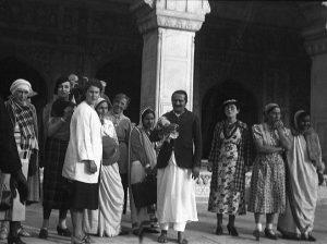 Taj Mahal Agra 1939