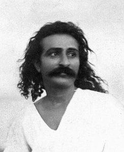 Meherabad 1928  head